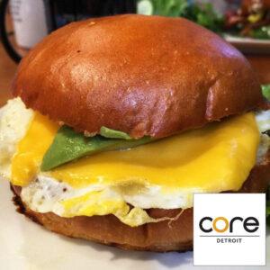 Best Breakfast Sandwiches in Detroit via Core Detroit