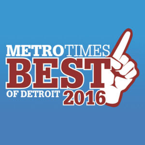 Dime Store Wins Best of Detroit Award from MetroTimes