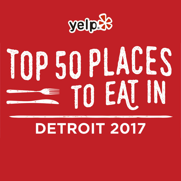 50 Best Restaurants in Detroit According to Yelp