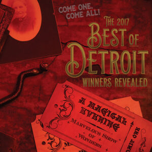 Dime Store Wins Best of Detroit Award from Hour Magazine