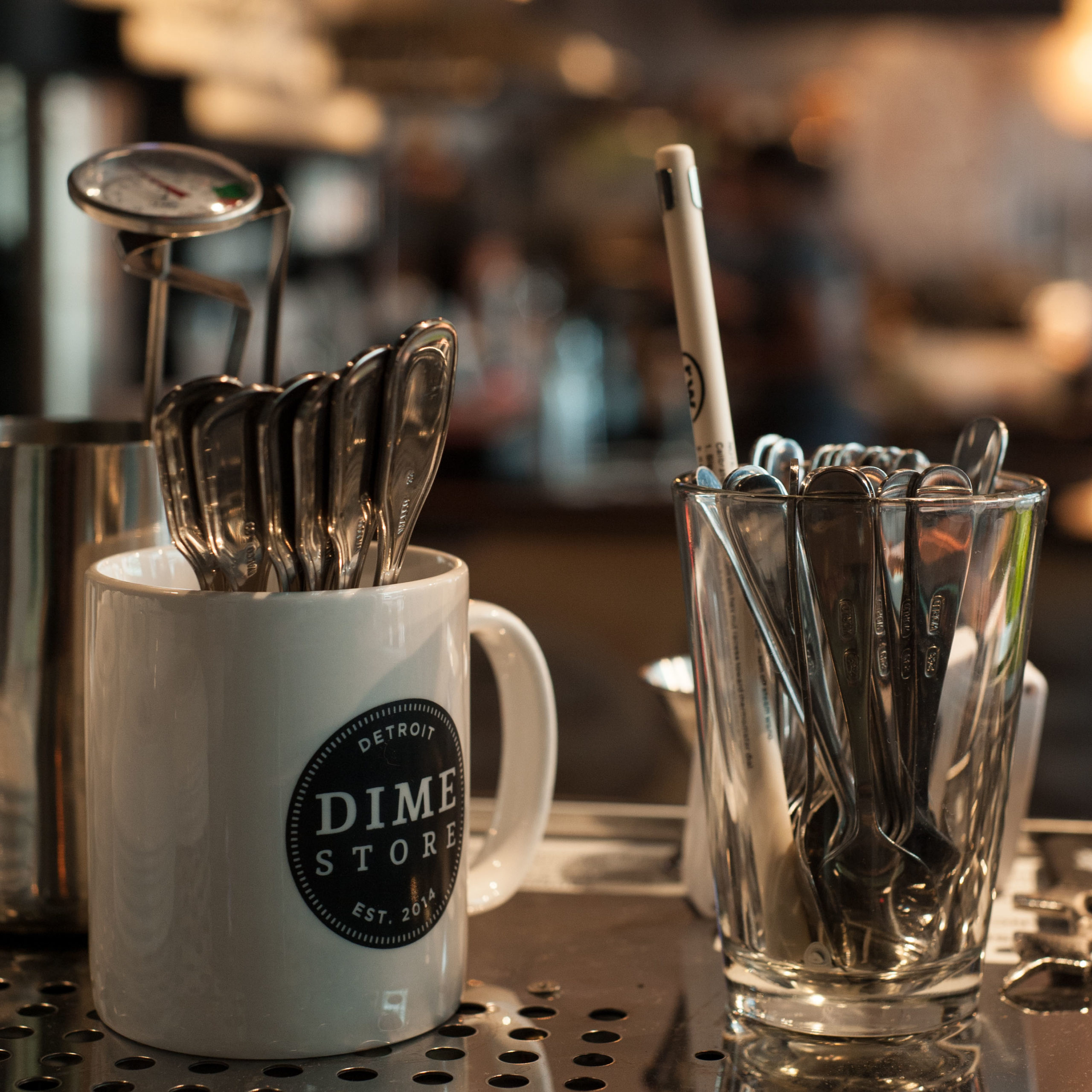 Dime Store Detroit Brunch Restaurant Barista