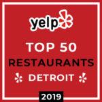 Dime Store Makes Yelp's Top 50 Best Restaurants in Detroit List