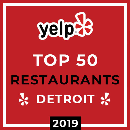 Dime Store Makes Yelp's Top 50 Best Restaurants in Detroit List