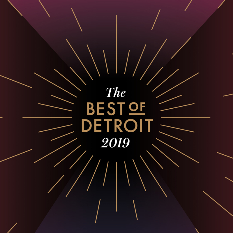 "Dime Store wins three ""Best of Detroit"" honors, including best brunch in Detroit, in Hour Magazine's annual reader's poll"
