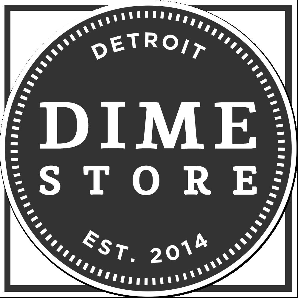 Logo Primary - Dime Store Detroit Brunch Restaurant